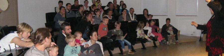 Salle culturelle de Dompaire