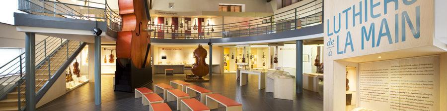 Musée de la Lutherie et de l'Archéterie Françaises