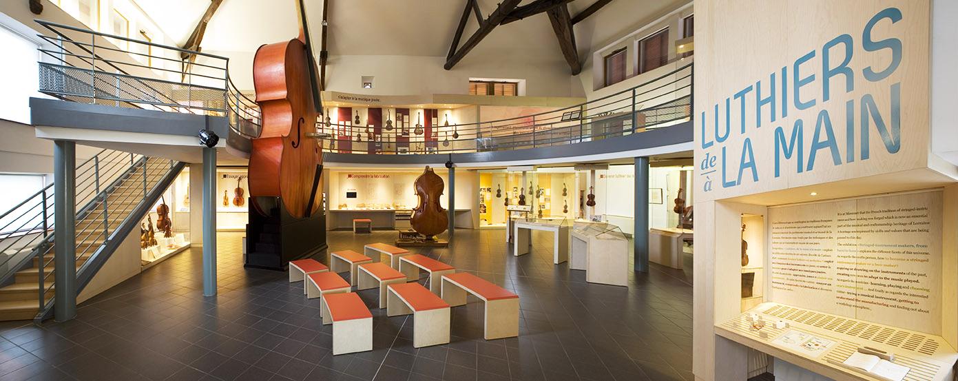 Offre d'emploi : médiateur pour le musée