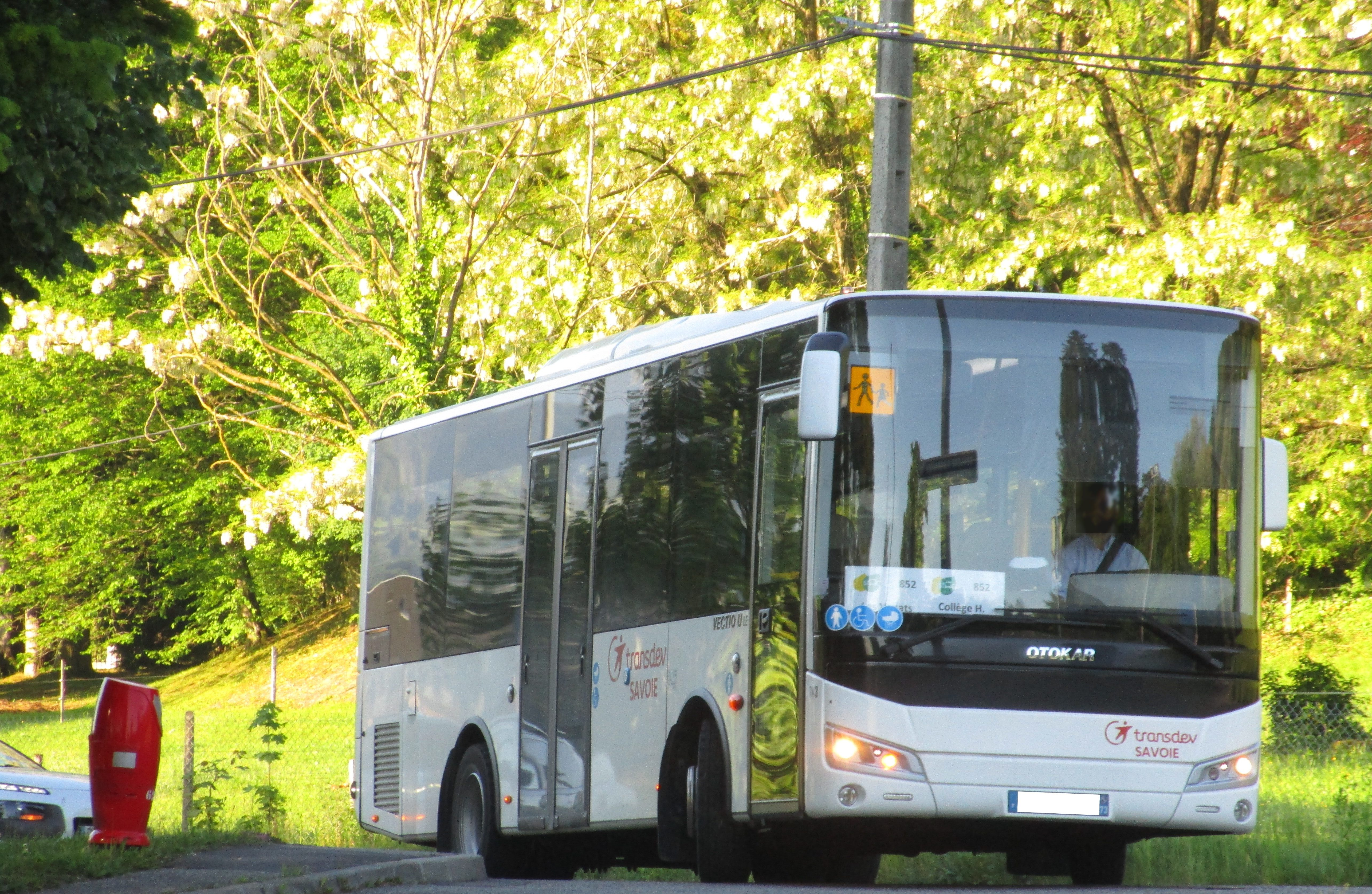 INFO TRANSPORT SCOLAIRE