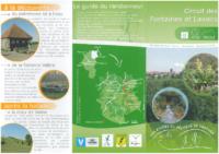 Circuit des Fontaines et lavoirs