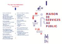 Dépliant MSAP 2021