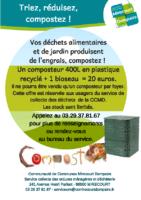 Composteur – secteur Mirecourt