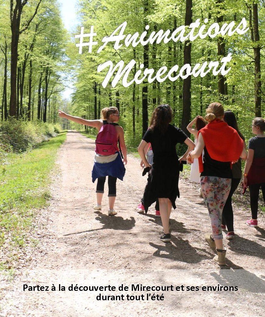 Partez à la découverte de Mirecourt et ses environs !