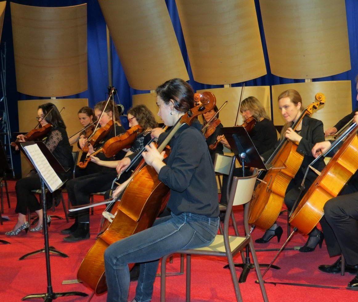 Rentrée de l'école intercommunale de musique