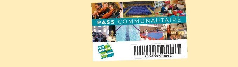 Des tarifs préférentiels avec le pass communautaire !