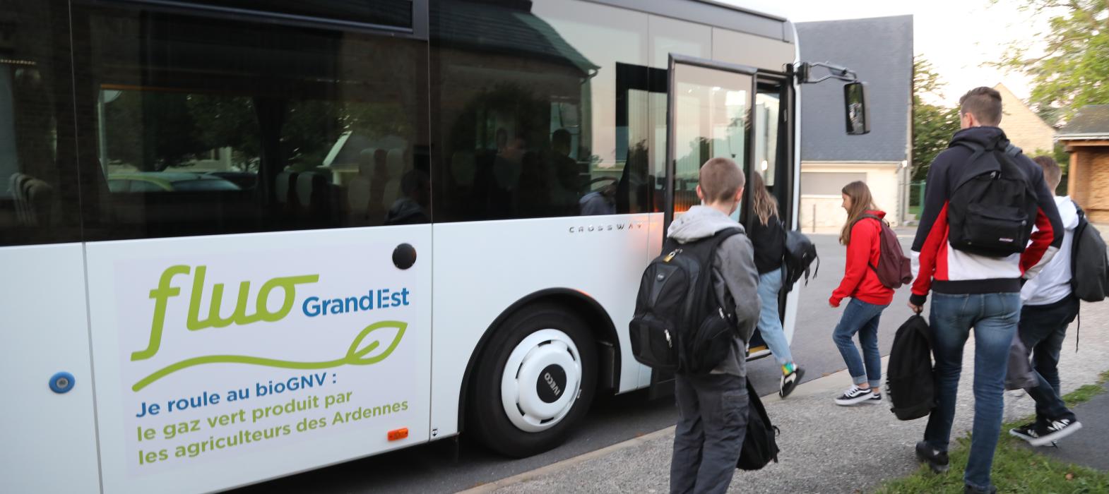 Transport scolaire : inscriptions à partir du 2 juin