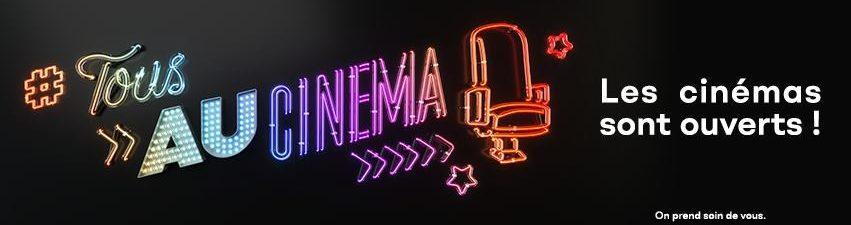 Réouverture de votre cinéma intercommunal