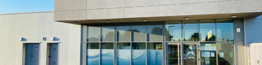 Réouverture de la piscine intercommunale